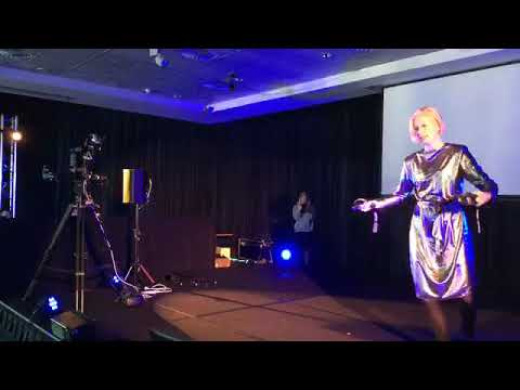 Live from #Robotronica, Dr Sarah Jane Pell and      QUT Queensland University of Technology