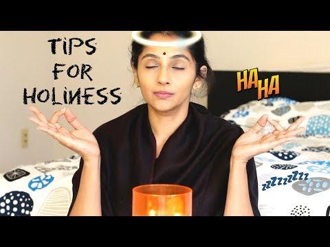 How to be holy | Sailaja Talkies