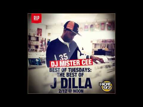 The Best of J Dilla (Mister Cee Mix)