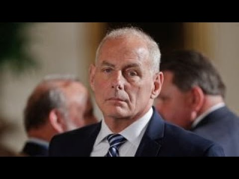 Inside the White House chief of staff