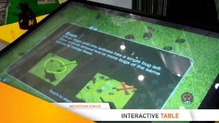 Интерактивный стол(Интерактивный стол - сенсорный дисплей с интегрированным компьютером, имеющий широкий спектр интерактивны..., 2013-07-25T11:49:22.000Z)