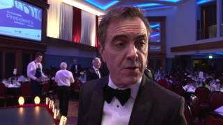 James Nesbitt: NI industry going from strength to strength