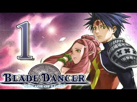 Blade Dancer: Lineage of Light (PSP) ☼ Walkthrough Part 1 ☼
