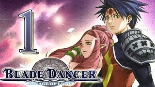 Blade Dancer: Lineage of Light (PSP) ☼ Walkthrough Part 1 ☼