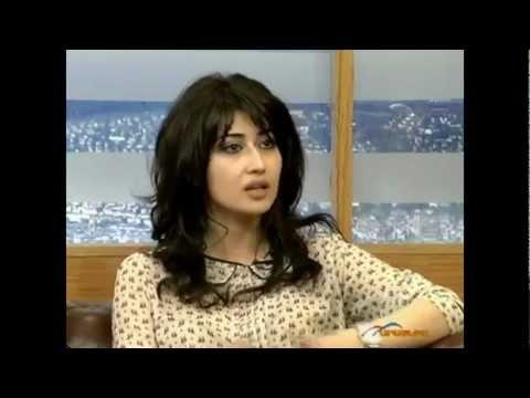 SPRIN GROUP PR Company's Co-founder Tatevik Simonyan On Bari Luys Hayer TV Program
