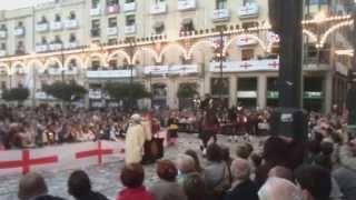 Alcoy Fiestas - Moros i Cristianos 2014