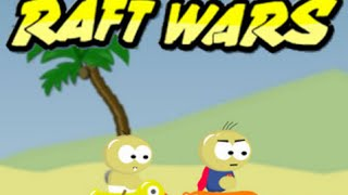Raft Wars Full Gameplay Walkthrough All Levels