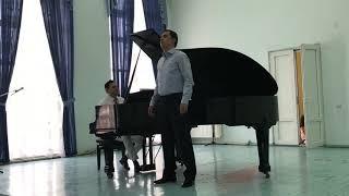 Albert Ghazaryan // Dicitencello Vuie