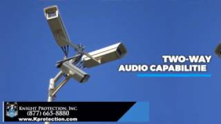 Commercial Building Security Surveillance Systems