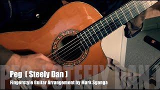 Peg ( Steely Dan ) / Mark Sganga Fingerstyle Guitar Arrangement