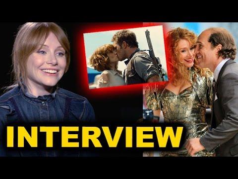 Bryce Dallas Howard Interview! Gold 2017, Jurassic World 2