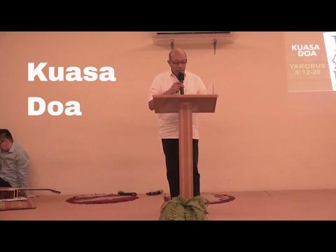 Kuasa Doa (Pdt Jantje Haans) Mp3