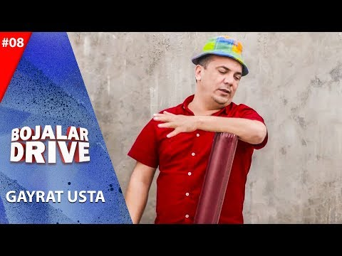 Bojalar Drive 8-son GAYRAT USTA!