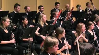 CWU Symphony Orchestra, Brahms Symphony No. 4 in E minor, Op. 98
