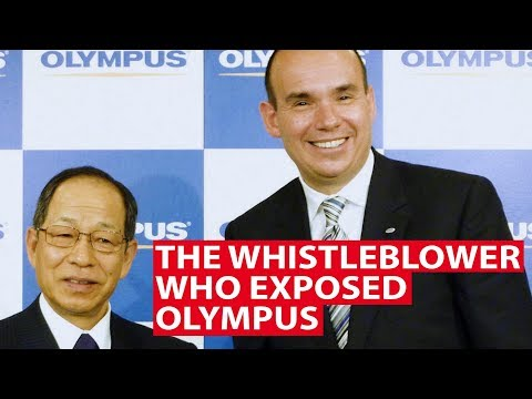 The Whistleblower Who Exposed Olympus | Inside The Storm | CNA Insider