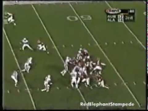 Shaun Alexander TD Catch and Run vs Auburn 1998