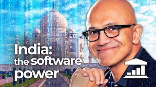 Download Why is INDIA the 2nd biggest SOFTWARE Power in the WORLD? - VisualPolitik EN