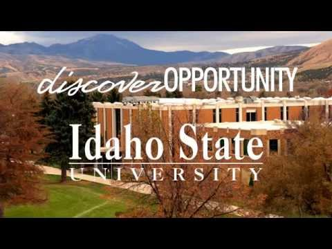 Discover Opportunity - Idaho State University