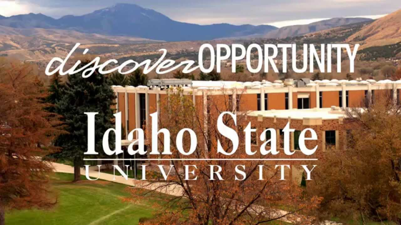 Idaho State Campus Map.Discover Opportunity Idaho State University Youtube
