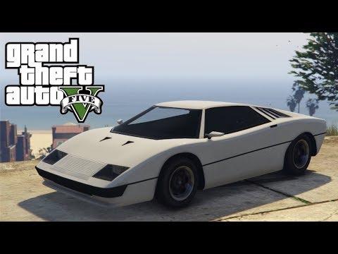 GTA 5 - I WON The Stromberg (NEW Casino Car)