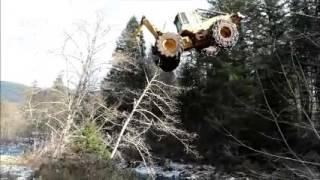 Flying Skidder