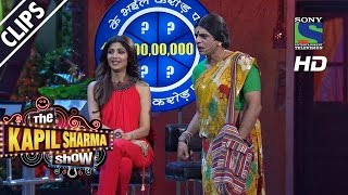 Kaun Bhail Crorepati  - The Kapil Sharma Show - Episode 17 - 18th June 2016