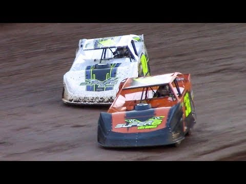 Super 6 Late Model Heat Two | Tyler County Speedway | 6-1-19