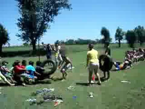 Cs Campa 2007 Juegos Al Aire Libre Youtube
