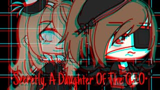 Secretly, a Daughter of The CEO | GLMM | Gacha Life Mini Movie