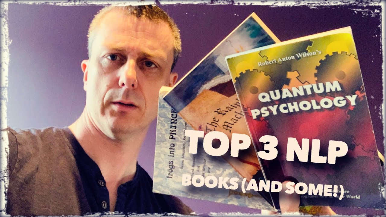 Top 3 NLP Books... and More! - YouTube