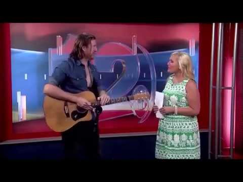 Grayson on WDEF News 12 - Tennessee