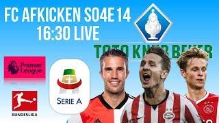 FC AFKICKEN S04E14 | 25/09/18