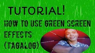 Kinemaster Green Screen Effects
