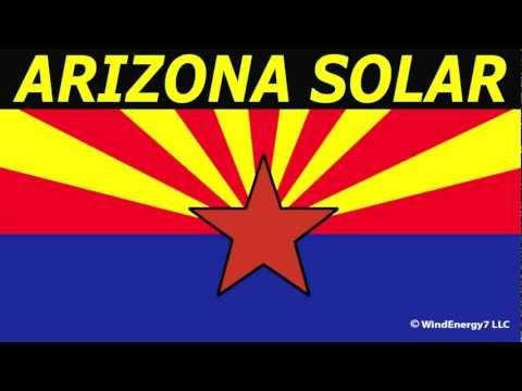 Arizona Solar Panels in Arizona - Solar