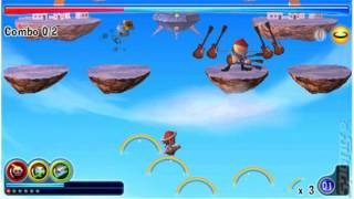 Rainbow Islands Evolution PSP