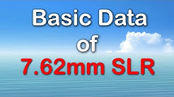 Basic Data of 7.62mm SLR || Technical Data