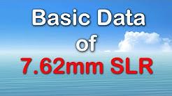 Basic Data of 7.62mm SLR || Technical Data