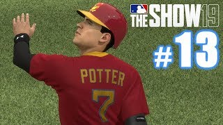 HARRY POTTER'S TRUE POWER! | MLB The Show 19 | Diamond Dynasty #13
