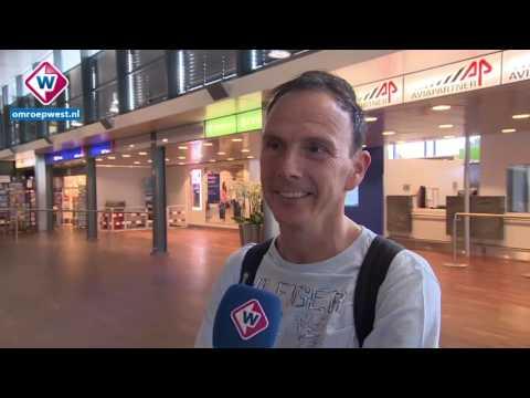 Geen rijen op Rotterdam The Hague Airport ondanks acties