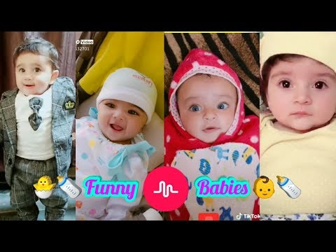 Musically tik tok funny babies video I most popular cute baby video I part 23