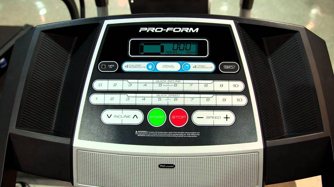 ProForm 60RT Treadmill  YouTube