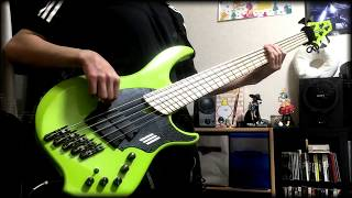 [abstracts] Slow Dancer Bass Cover