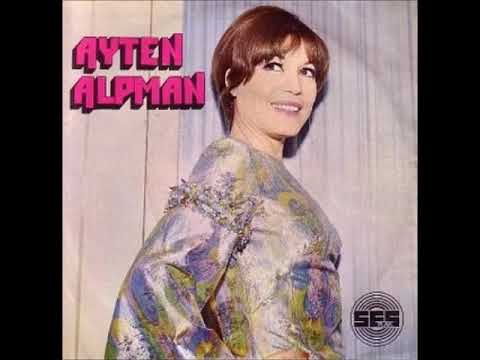 Ayten Alpman - Son Bir Defa ( 1977 )