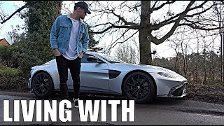 Living with a 2019 Aston Martin Vantage | REVIEW
