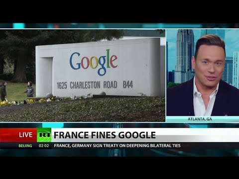 France fines Google €50 million over privacy violations