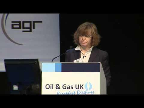 Tina Trickett, Oil & Gas UK Aberdeen Breakfast Briefing - 27 August 2013
