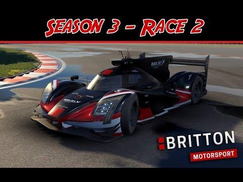 Motorsport Manager - Endurance Series DLC - S3 R2 - Britton Motorsport