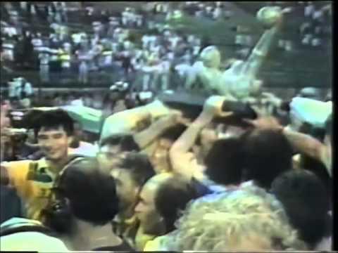 TV MANCHETE - RETROSPECTIVA ESPORTIVA 1987 - PARTE 04