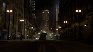 THE DARK KNIGHT Bat Pod Sequence
