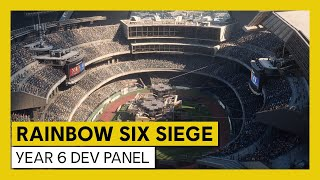 Tom Clancy's Rainbow Six Siege - Future of Siege - Year 6 Dev Panel